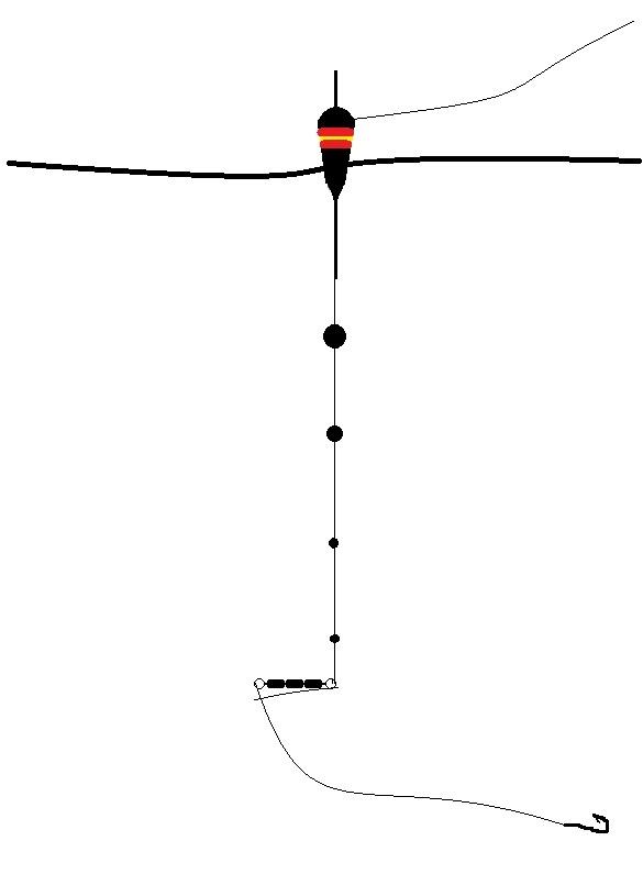 pescare in trattenuta