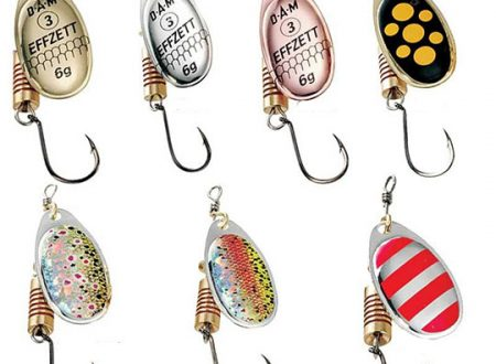 Cucchiaini da pesca