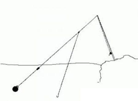 Pesca con teleferica alla lampuga o capone