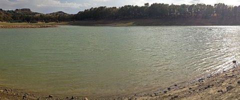 Lago artificiale Pozzillo